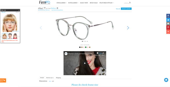 e1341eb66b Which Eyeglass Stores Have the Best Try-on Options