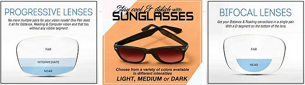 Zenni Optical vs. Goggles4U vs. 39dollarglasses.com
